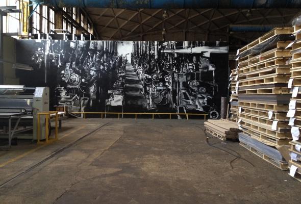 Первая экскурсия в Музее уличного искусства  - Фото №7