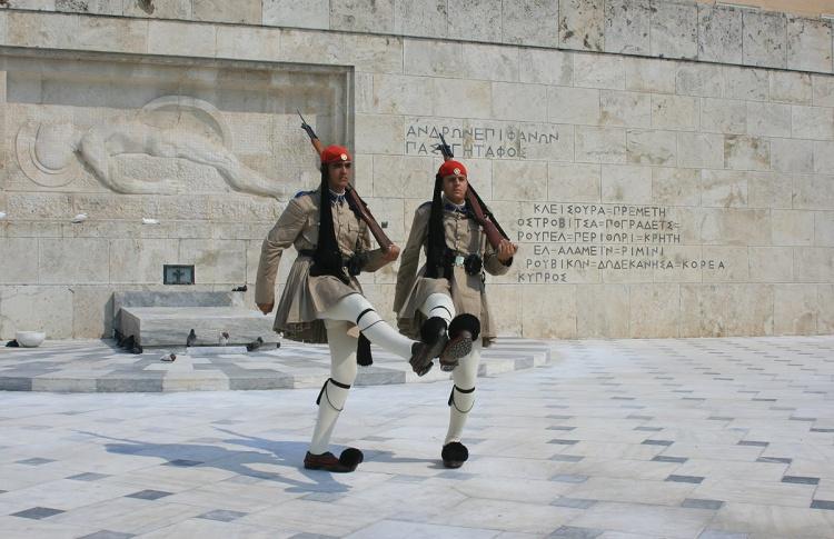 Афины: притягательная древность