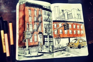 RODNYA Summer Sketch