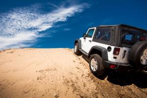 BBQ Weekend на Jeep Territory