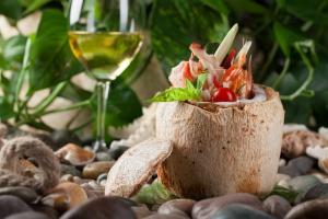 Летняя еда: лучшее в ресторанах Москвы