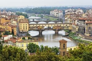 Флоренция - город гениев