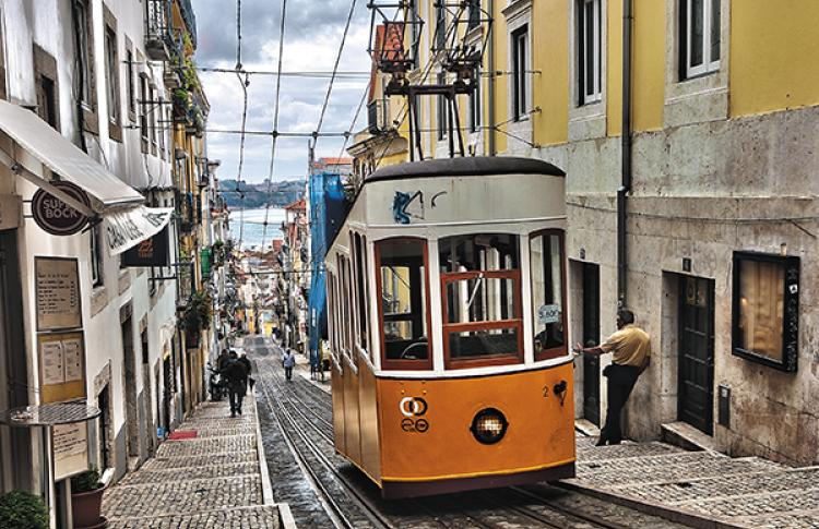 Уик-энд в Лиссабоне