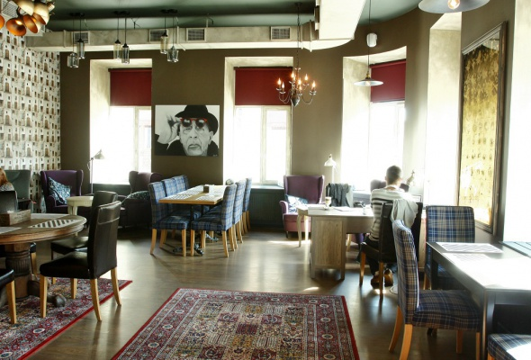 Kommunalka Bar & Kitchen - Фото №1