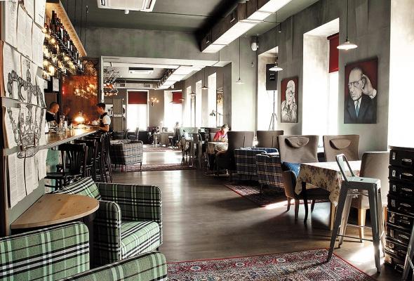 Kommunalka Bar & Kitchen - Фото №0