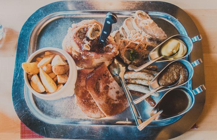 «Октоберфест» в ресторане Paulaner