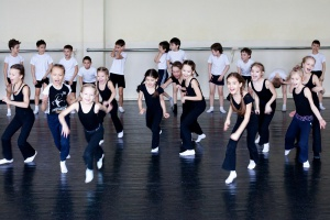 Танцкласс: открытые уроки Иваны Кисич.