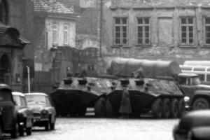 Чехословакия, год испытаний