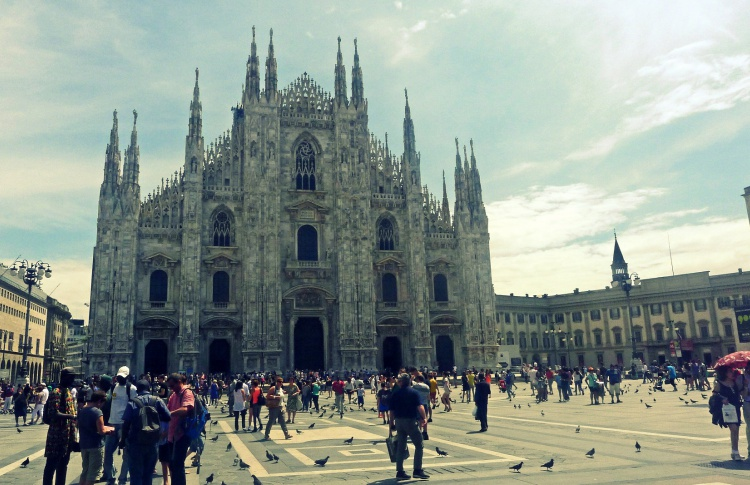 Милан: свежая кровь