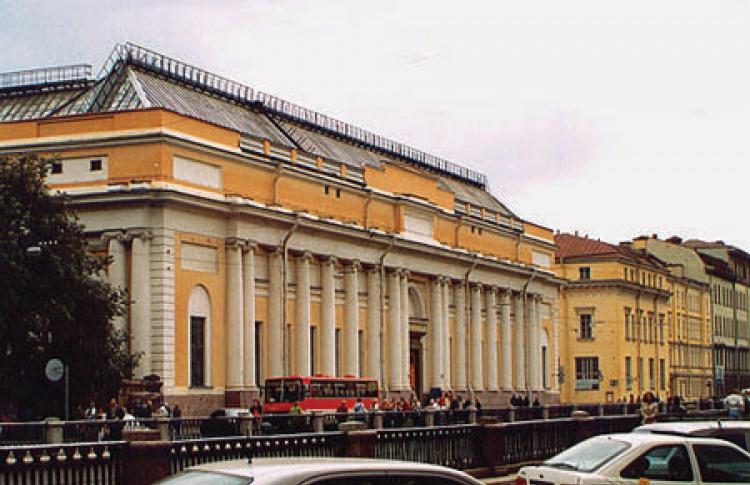 Государственный Русский музей, корпус Бенуа