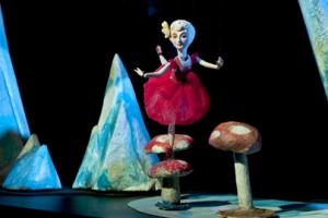 Гастроли Тбилисского государственного театра марионеток Резо Габриадзе