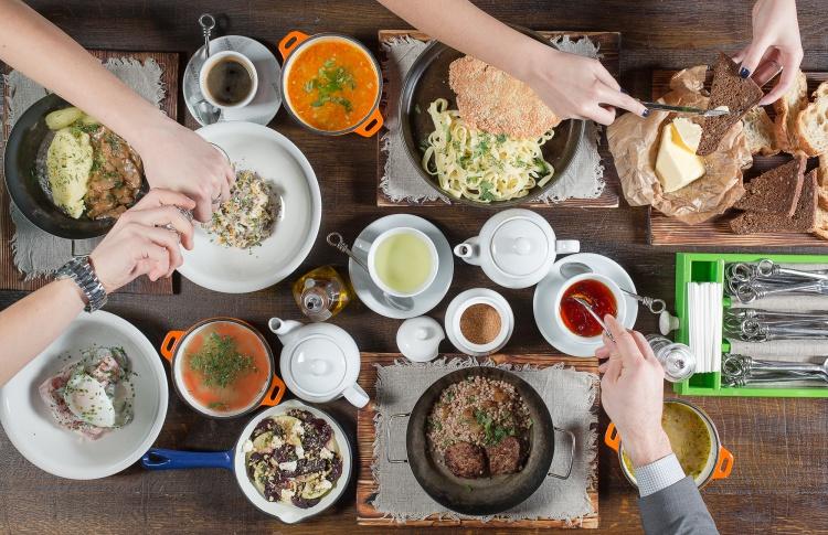 Домашние обеды в «Большой кухне»