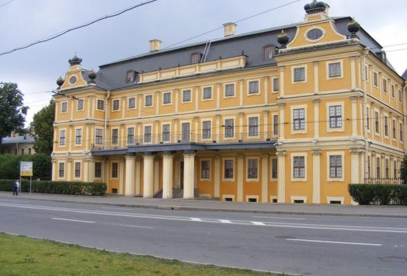Дворец Меншикова - Фото №0