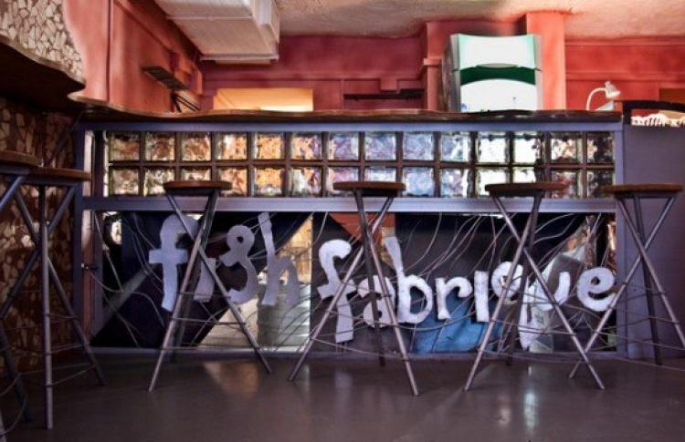 Fish Fabrique (малый зал)