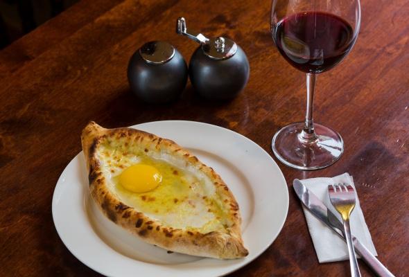 Хачапури и вино - Фото №3