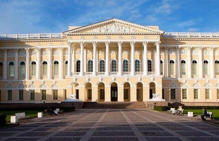 Государственный Русский музей, Михайловский дворец