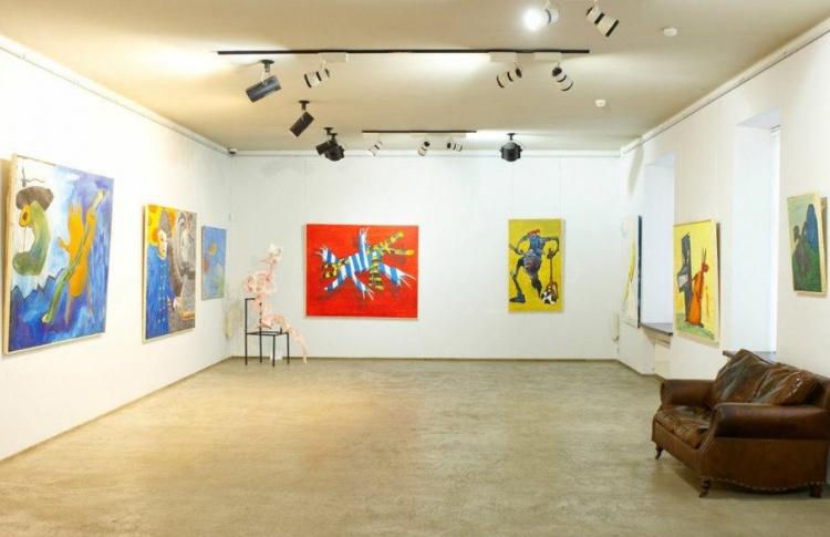 Ultramarin Art Gallery