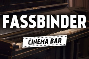 Fassbinder Cinema Bar