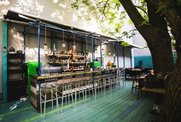 15 китчен бар - Фото №1