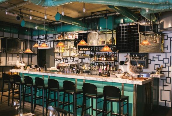 15 китчен бар - Фото №0