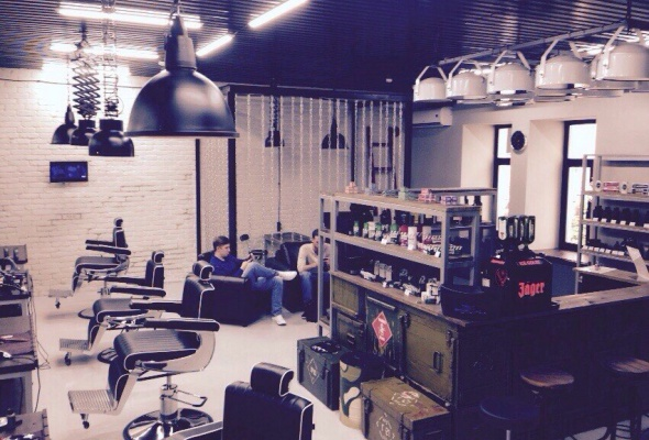 Barbershop TopGun - Фото №3
