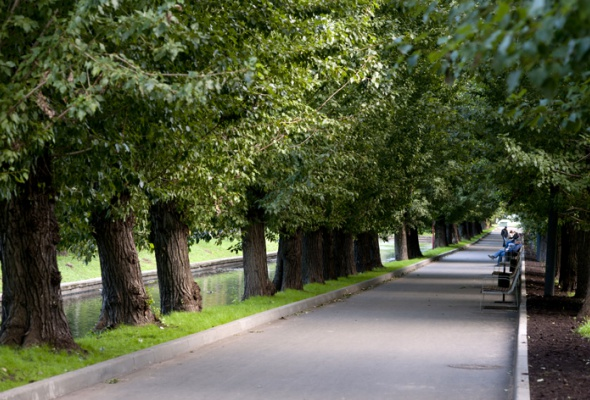 Парк на Красной Пресне - Фото №5