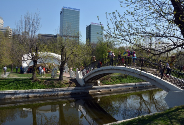 Парк на Красной Пресне - Фото №1
