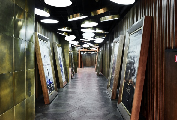 Кинотеатр Москва  - Фото №11