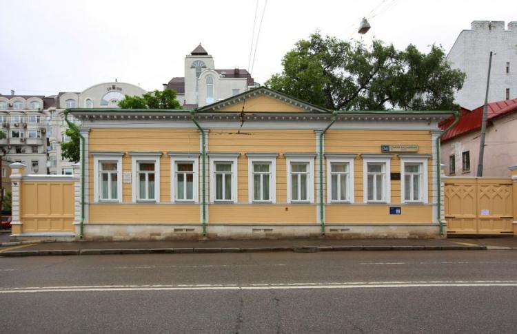 Дом-музей В.Л. Пушкина на Басманной