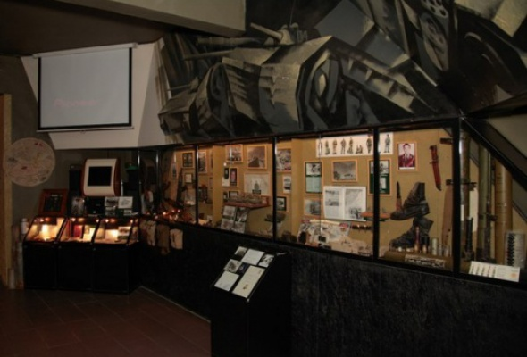 зал-музей истории войны в Афганистане - Фото №1