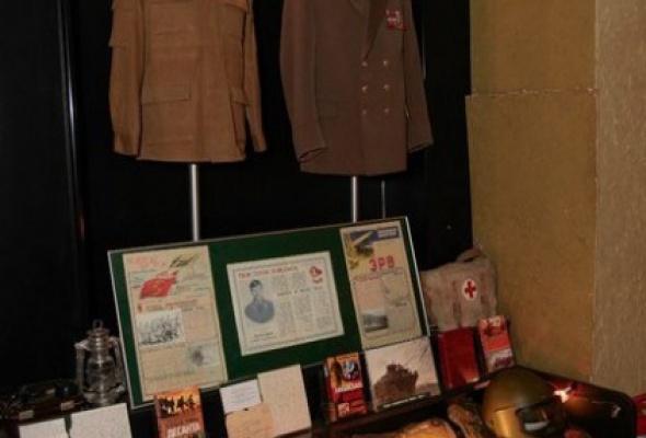 зал-музей истории войны в Афганистане - Фото №0