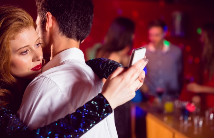 секс после знакомства в клубе