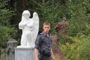 Парень с нашего кладбища