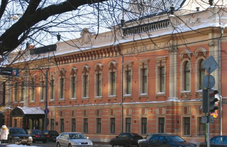 Выставочный зал Российской академии художеств
