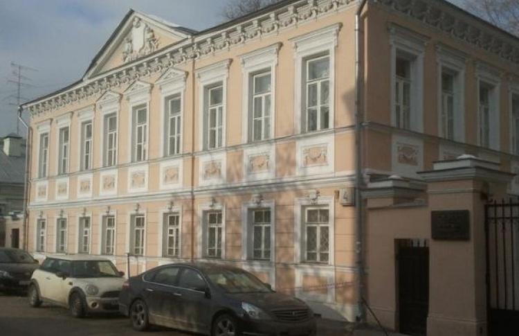 Московский дом скульптора