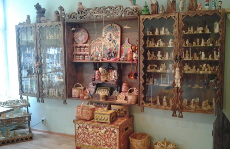 Музей деревянной игрушки