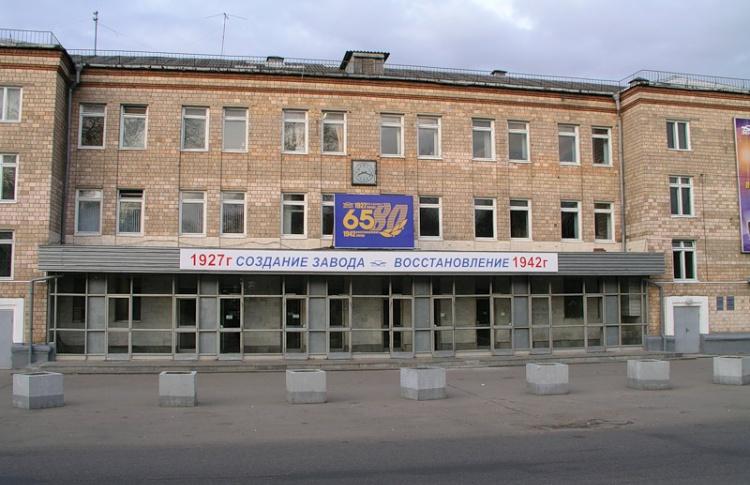 Музей истории завода «Зенит»