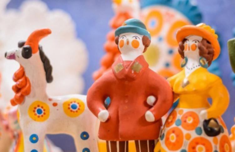 Музей русской народной игрушки