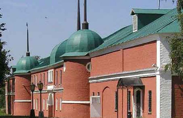 Музей-заповедник «Конный двор»