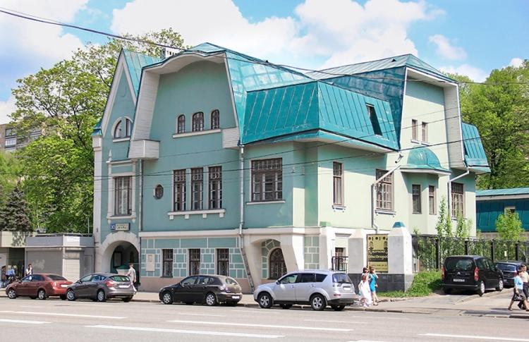Музей Серебряного века (Дом Брюсова)