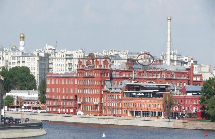 Арт-кластер «Красный Октябрь»