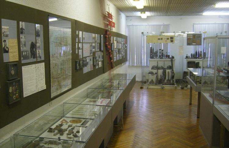 Подольский выставочный зал