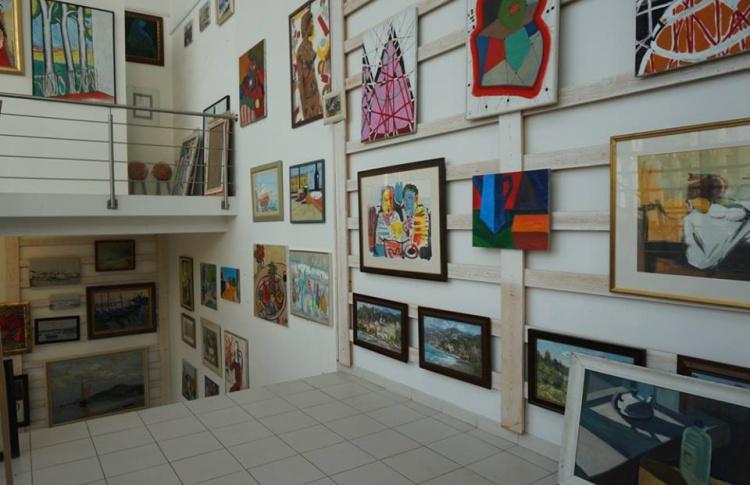 Галерея Art 20–21