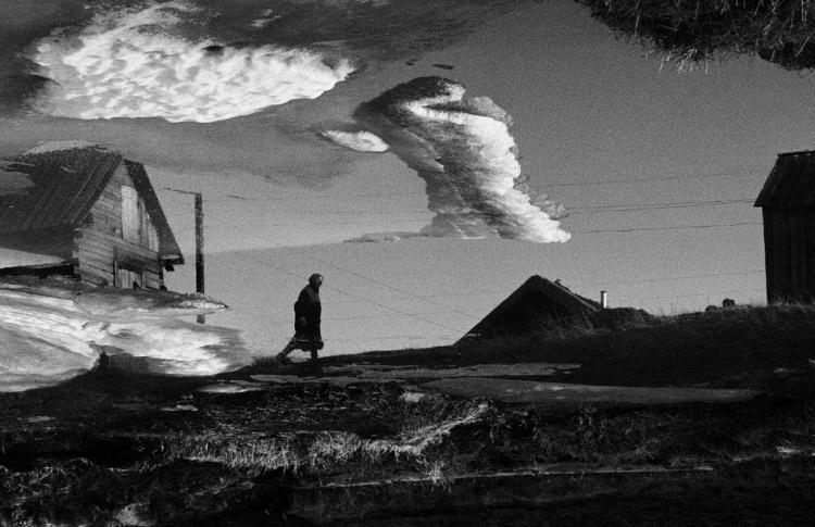 Фотовыставка «Будни Архангельской деревни»