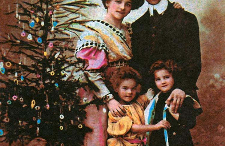 Снова Рождество: выставка редких винтажных открыток пройдет в Доме-музее В.И.Ленина