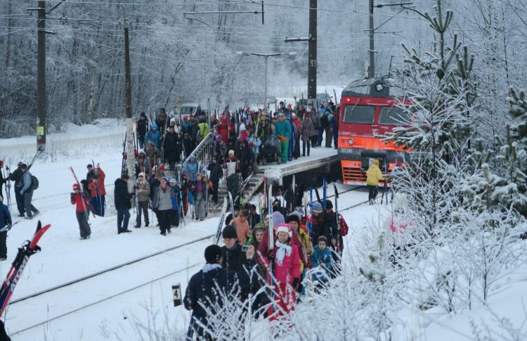 «Лыжные стрелы» запустят 10 января с Московского и Финляндского вокзалов