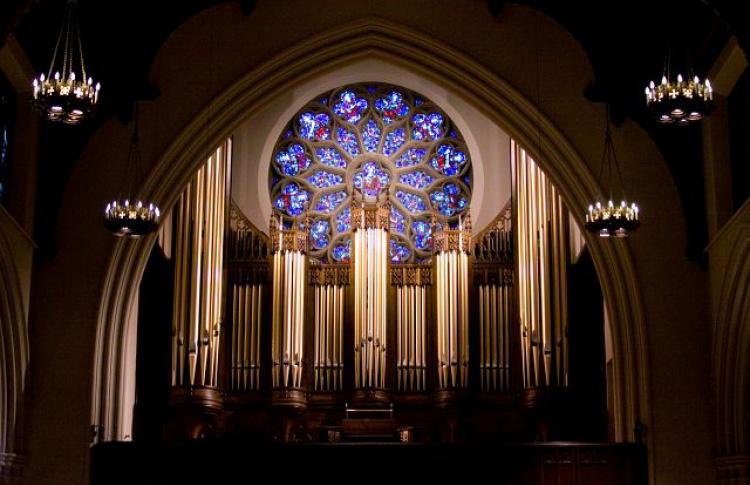 Органная музыка: строго и со вкусом