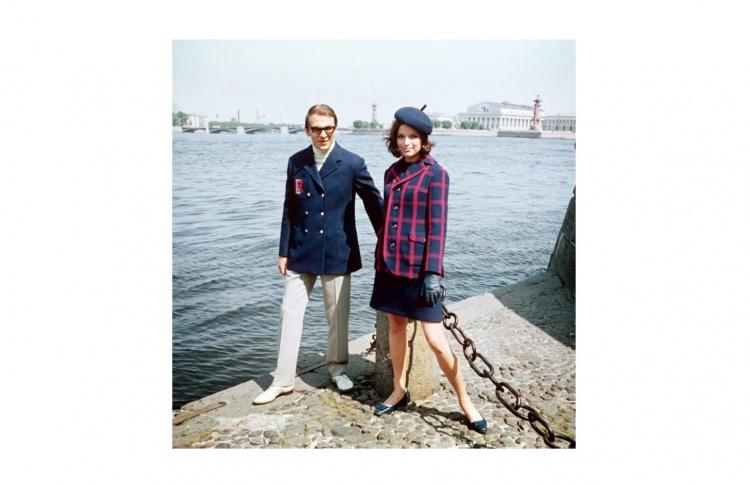 Ленинградская мода: весенне-летние коллекции прошлых десятилетий