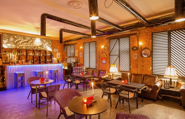 КОВЁР bar