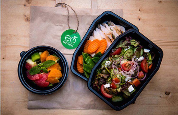 Easy meal — программа питания (1500 ккал)